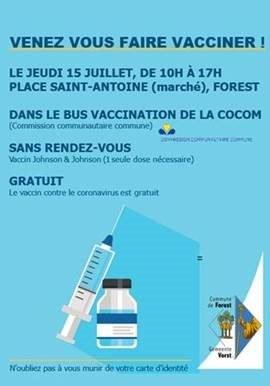 bus vax