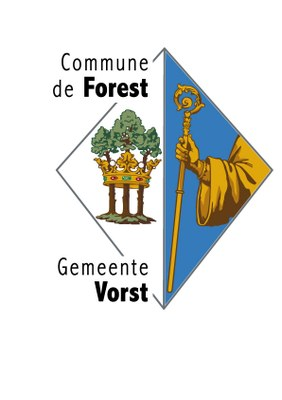 Commune de Forest - logo