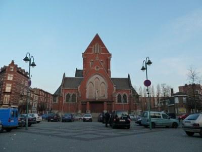 Place Saint-Antoine - avant réno