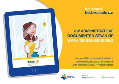 Prise de RDV en ligne campagne irisbox NL