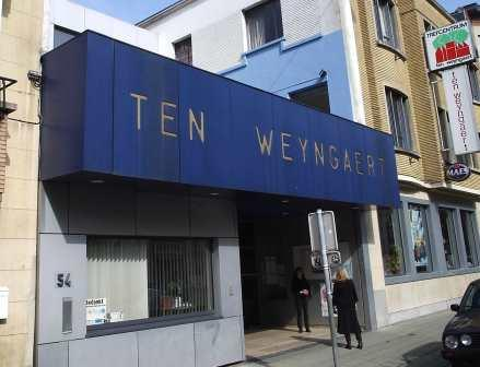 ten weyngaert   facade st