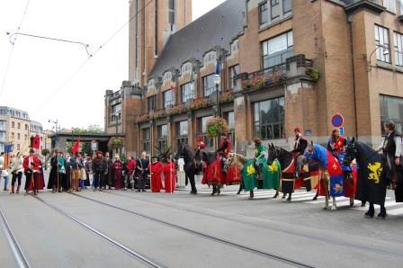 MF - processie