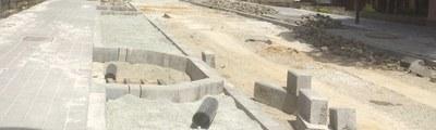 chantier voirie st