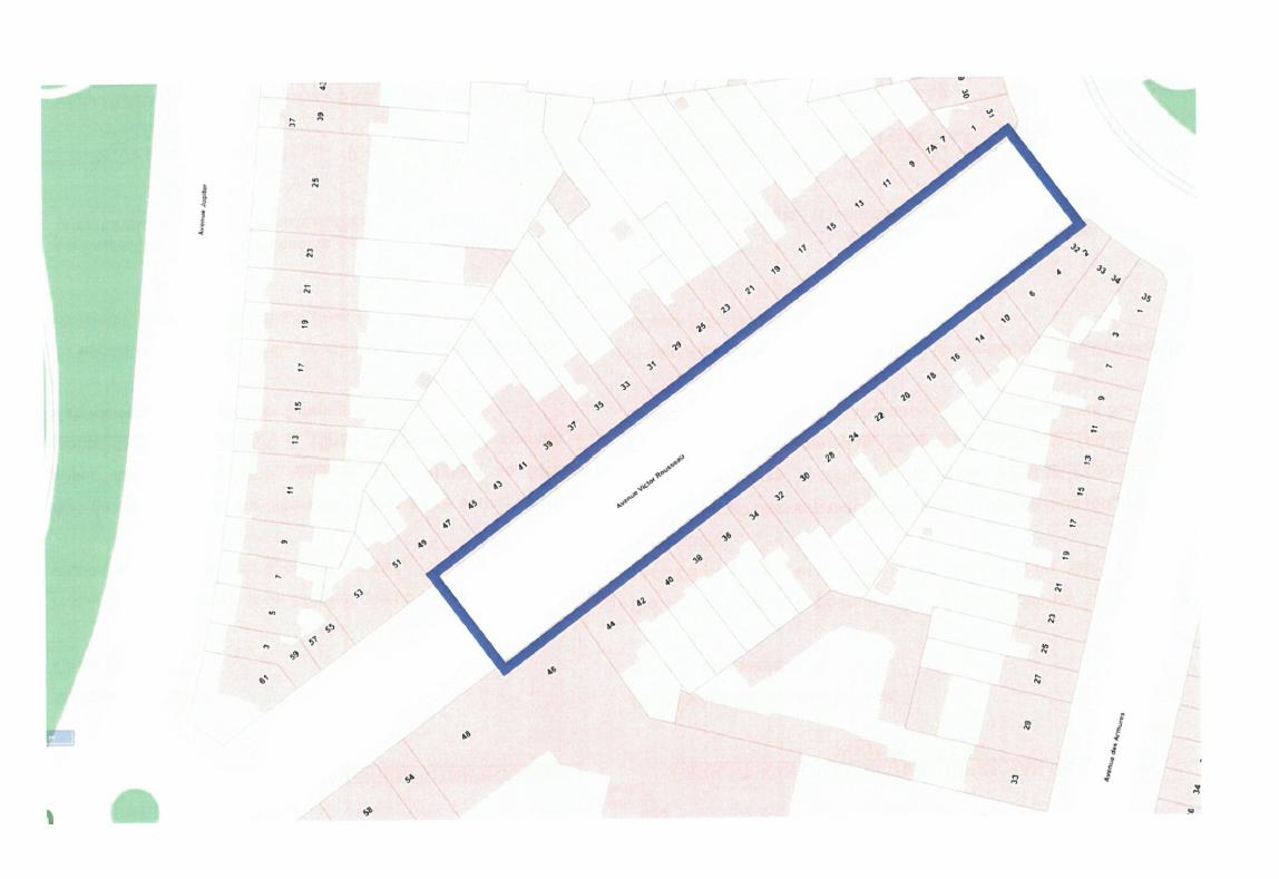 Réaménagement Victoir Rousseau Altitude cent