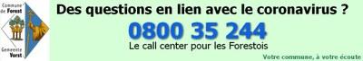 Call center Forest FR