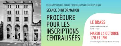 Présentation des écoles fondamentales francophones 2020