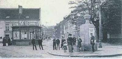Fontaine Saint-Denis
