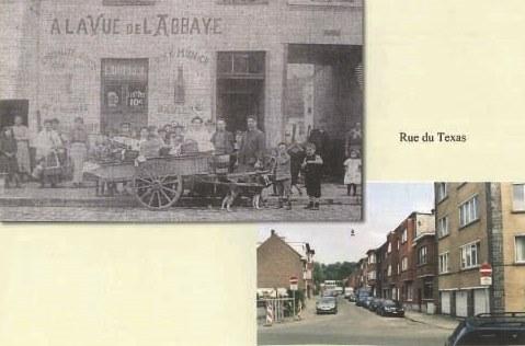 Mémoire du Geleystebeek   rue du texas