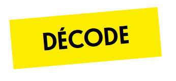 logo jeux décode