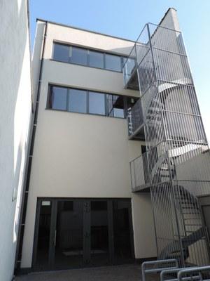 Fierlant 80 - façade centre formation