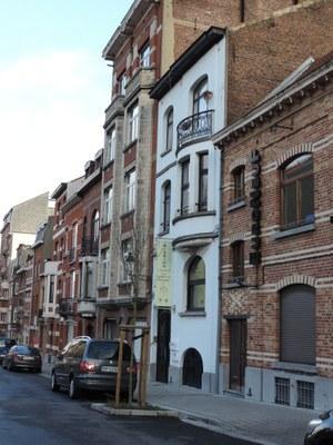 Fierlant 80 - façade rue