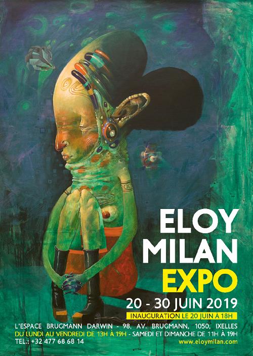 Eloy Milan Expo