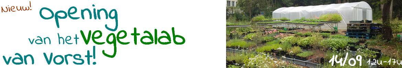 Ouverture végétalab NL