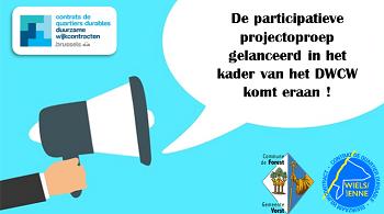 Appel à projet CQD Wiels Senne  NL