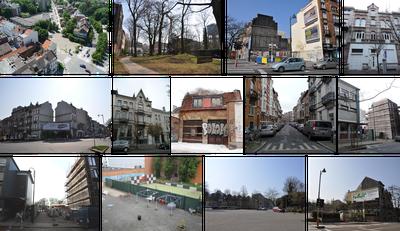 Fotomontage - Achitectuurprojecten en openbare ruimten