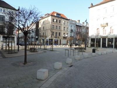 Orbanplein - gerenoveerd